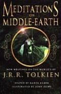 Meditations On Middle Earth by Karen Editor: Haber