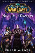 Night of the Dragon (World of Warcraft) Cover