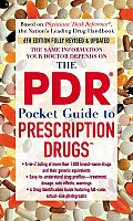 Pdr Pocket Guide To Prescription Drugs