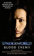 Blood Enemy (Underworld) by Greg Cox
