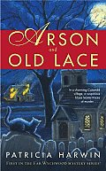 Arson and Old Lace Cover
