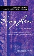 King Lear (New Folger Library Shakespeare) Cover