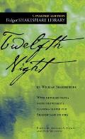 Twelfth Night - New Folger Library Edition (93 Edition)