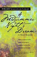 A Midsummer Night's Dream (New Folger Library Shakespeare) Cover