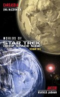 Worlds of Star Trek #1: Worlds of Star Trek Deep Space Nine: Cardassia and Andor Cover