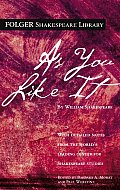 As You Like It (Folger Shakespeare Library) Cover