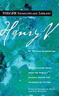Henry V : Folger Shakespeare Library (95 Edition)