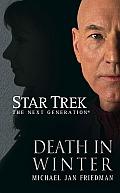 Death In Winter Star Trek The Next Generation