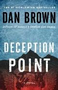 Cover of Deception Point by Dan Brown