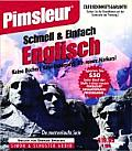 English for German Speakers: English for German Speakers (Pimsleur Quick and Simple)