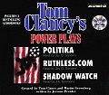 Tom Clancys Power Plays Politika Ruth Cd