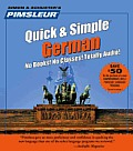 Quick & Simple German I 2ND Edition Revised
