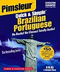 Portuguese (Brazilian): 2nd Ed. Rev. (Pimsleur Quick and Simple)
