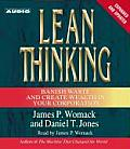Lean Thinking: Banish Waste and Create Wealth in Your Corporation, 2nd Ed