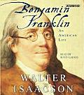 Benjamin Franklin: An American Life (Abridged) Cover