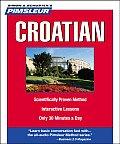 Croatian (Pimsleur Language Program)