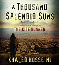 A Thousand Splendid Suns (Abridged) Cover