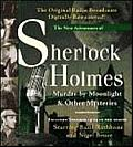 New Adventures of Sherlock Holmes #19: Murder by Moonlight and Other Mysteries: New Adventures of Sherlock Holmes Volumes 19-24