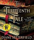 The Thirteenth Tale (Abridged) Cover