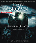 Angels &amp; Demons - Movie Tie-In (Abridged) Cover