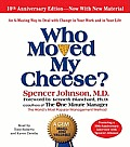 Who Moved My Cheese: The 10th Anniversary Edition Cover