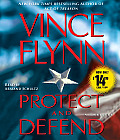 Protect and Defend: A Thriller (Abridged) Cover