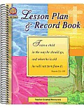 Christian Lesson Plan & Record Book