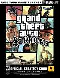 Grand Theft Auto San Andreas Official Guide