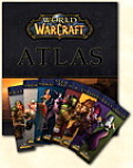 World of Warcraft Atlas Gift Pack with Bookmark