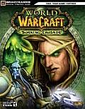 World of Warcraft: The Burning Crusade Official Strategy Guide Cover