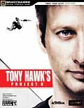 Tony Hawk's Project 8 Official Strategy Guide Cover