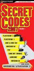 Secret Codes 2007 Volume 1
