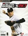 Major League Baseball 2k7 Official Strat