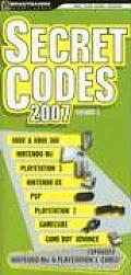 Secret Codes 2007 Volume 2