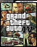 Grand Theft Auto IV with Map (Bradygames Signature)