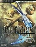 Final Fantasy XII: Revenant Wings Signature Series Guide
