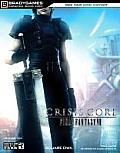 Crisis Core Final Fantasy VII Brady Games Signature Series Guide