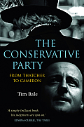 Conservative Party From Thatcher to Cameron