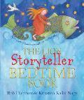 Lion Storyteller Bedtime Book