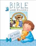 Bible & Prayers for Teddy & Me