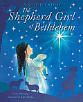 The Shepherd Girl of Bethlehem: A Nativity Story Cover