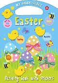 My Carry-Along Easter: Activity Book with Stickers
