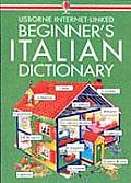 Beginners Italian Dictionary Cover