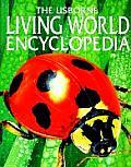 Usborne Living World Encyclopedia