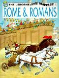 Rome & Romans Usborne Time Traveler