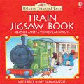 Steam Train Jigsaw Book