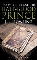 Harry Potter & The Half Blood Prince Uk