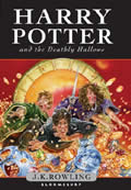 Harry Potter & The Deathly Hallows Uk Edition