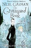 Graveyard Book UK