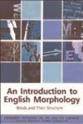 An Introduction To English Morphology (Edinburgh Textbooks on the English Language) Cover
